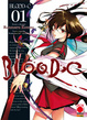 Cover of Blood-C vol. 1