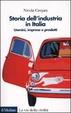 Cover of Storia dell'industria in Italia