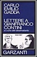 Cover of Lettere a Gianfranco Contini (1934-1967)