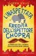 Cover of L'inaspettata eredità dell'ispettore Chopra