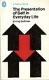 Cover of The Presentation of Self in Everyday Life