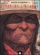 Cover of Mister Blueberry: Geronimo l'Apache