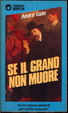 Cover of Se il grano non muore