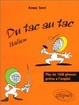 Cover of Du tac au tac italien