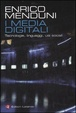 Cover of I media digitali