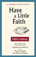 Cover of Have a Little Faith