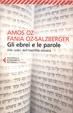Cover of Gli ebrei e le parole