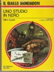 Cover of Uno studio in nero