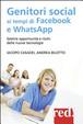 Cover of Genitori social ai tempi di Facebook e Whatsapp