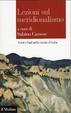 Cover of Lezioni sul meridionalismo