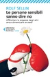 Cover of Le persone sensibili sanno dire no