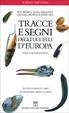 Cover of Tracce e segni degli uccelli d'Europa