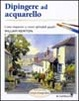 Cover of Dipingere ad acquarello