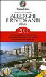 Cover of Alberghi e ristoranti d'Italia 2011