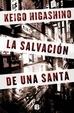 Cover of La salvación de una santa