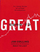 Cover of Good to great