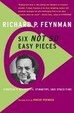 Cover of Six Not-So-Easy Pieces