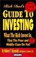 Cover of Rich Dad's Guide to Investing