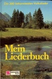 Cover of Mein Liederbuch