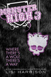 Cover of Monster High 3: Where There's a Wolf, There's a Way