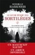 Cover of Le livre perdu des sortilèges
