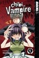 Cover of Chibi Vampire Volume 4