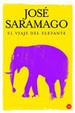 Cover of El viaje del elefante