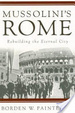 Cover of Mussolini's Rome