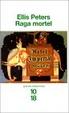 Cover of Raga mortel