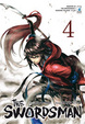 Cover of The swordsman vol. 4