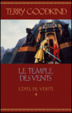 Cover of Le temple des vents