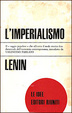 Cover of L'imperialismo fase suprema del capitalismo