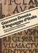 Cover of Il linguaggio d'Italia