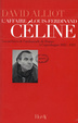 Cover of L'affaire Louis-Ferdinand Céline