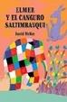 Cover of Elmer y el canguro saltimbanqui