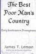 Cover of The Best Poor Man's Country