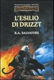 Cover of L'esilio di Drizzt