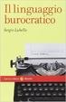 Cover of Il linguaggio burocratico