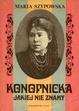 Cover of Konopnicka jakiej nie znamy