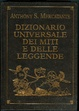 Cover of Dizionario universale dei miti e delle leggende