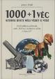 Cover of 1000+1 věc kterou byste měli vědět o vědě