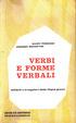 Cover of Verbi e forme verbali difficili o irregolari della lingua greca