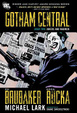 Cover of Gotham Central, Book 2