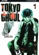 Cover of Tokyo Ghoul vol. 1