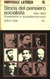 Cover of Storia del pensiero socialista - Vol. 4.2