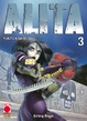 Cover of Alita vol. 3