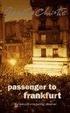 Cover of Passenger to Frankfurt