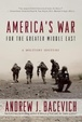 Cover of America's War for the Greater Middle East
