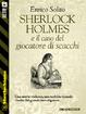 Cover of Sherlock Holmes e il caso del giocatore di scacchi