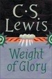 Cover of Weight of Glory